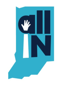 All IN for Health Logo